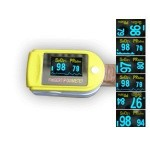 Fingertip Pulse Oximeter Heart Rate Monitor