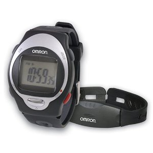 Heart Rate Monitor Reviews Omron HR 100C