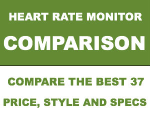 Heart Rate Monitor Comparison