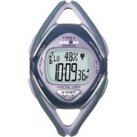 Timex Race Trainer Purple Heart rate monitor
