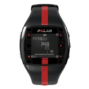 Polar FT7 Black and Red