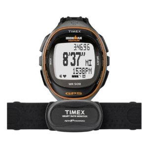 Timex Run Trainer GPS heart rate monitor