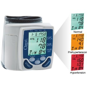 Ozeri CardioTech Premium Series Digital Blood Pressure Monitor