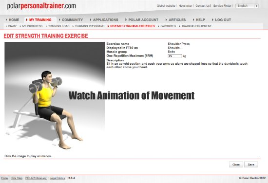 PPT.com Strength Training Eg