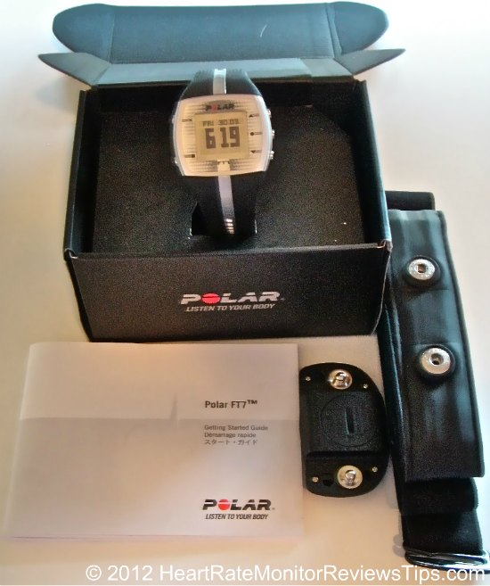 Polar FT7 Heart Rate Monitor Open Box