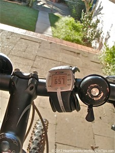 Polar FT7 HRM Universal Bike Mount